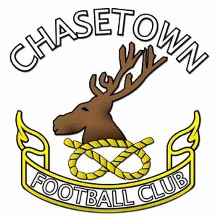 Chasetown FC - Away 20th October