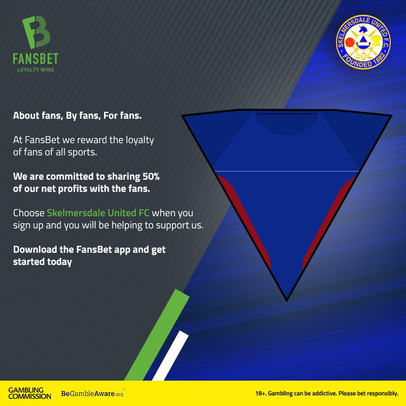 FANSBET - Have a flutter and help the club