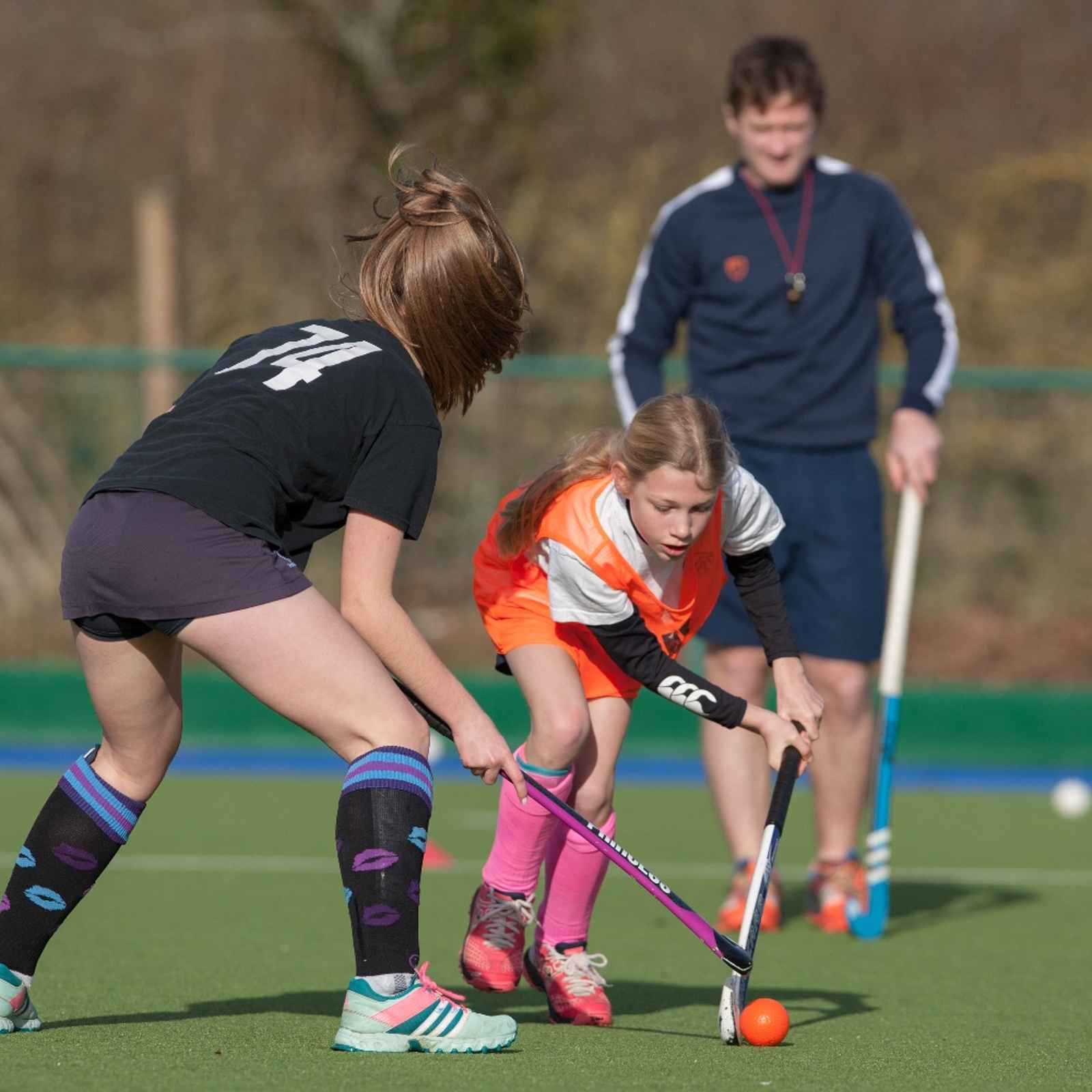 Olympic August Camps at Reading Hockey Club