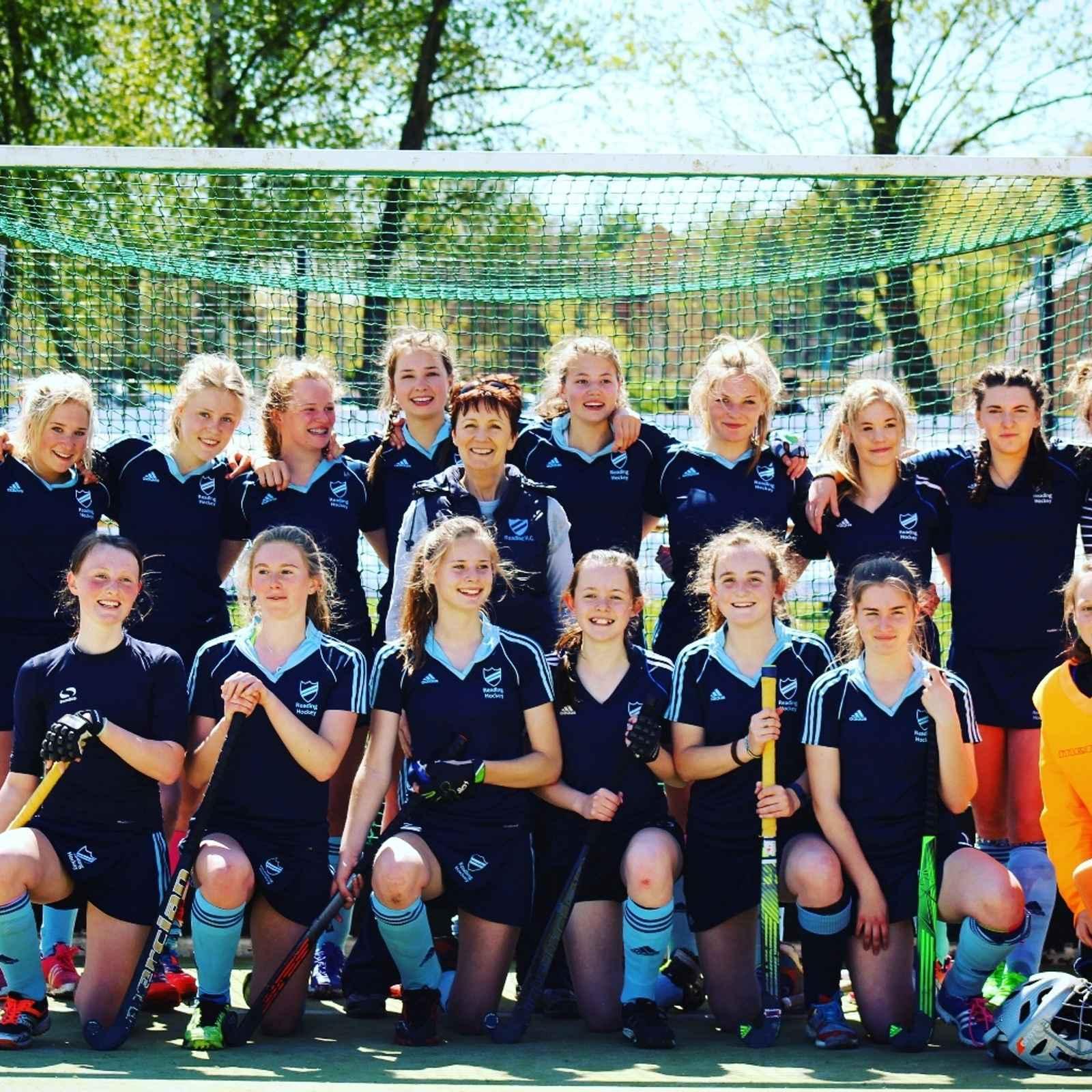 Congratulations to the girls U16L!