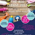 THE BIG CLEAN 2017