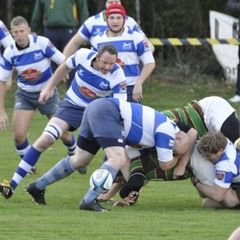 1st XV v Brockleians - Sat 22 Oct 2016