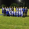 Allied Counties U/18s lose to Harefield United 4 - 5