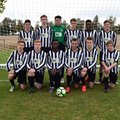 Maidenhead Academy  beat Hungerford Town 1 - 2
