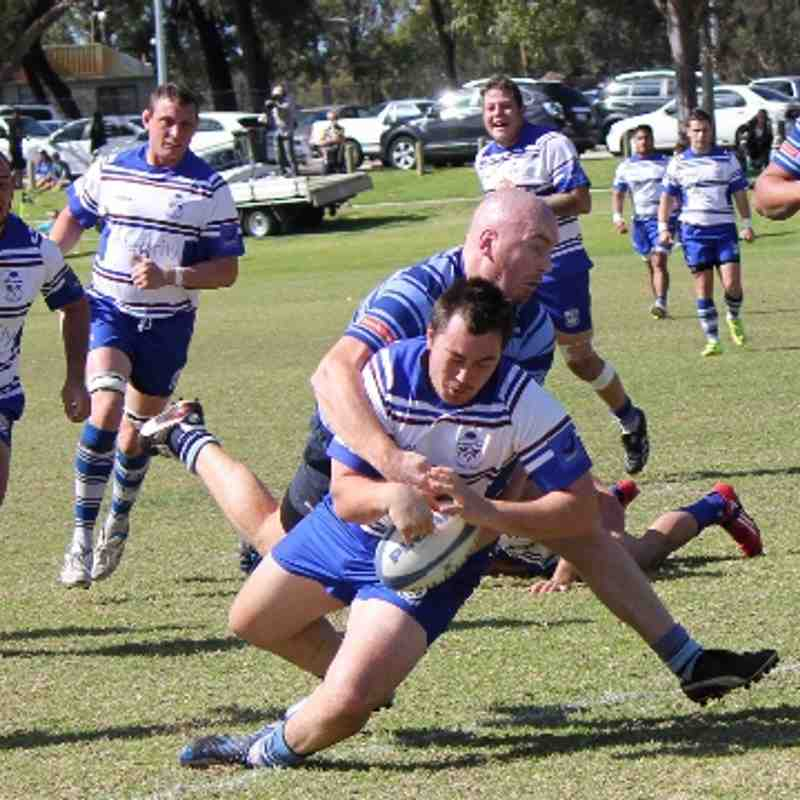 Reserves Prelim Final Win 24th August 2013