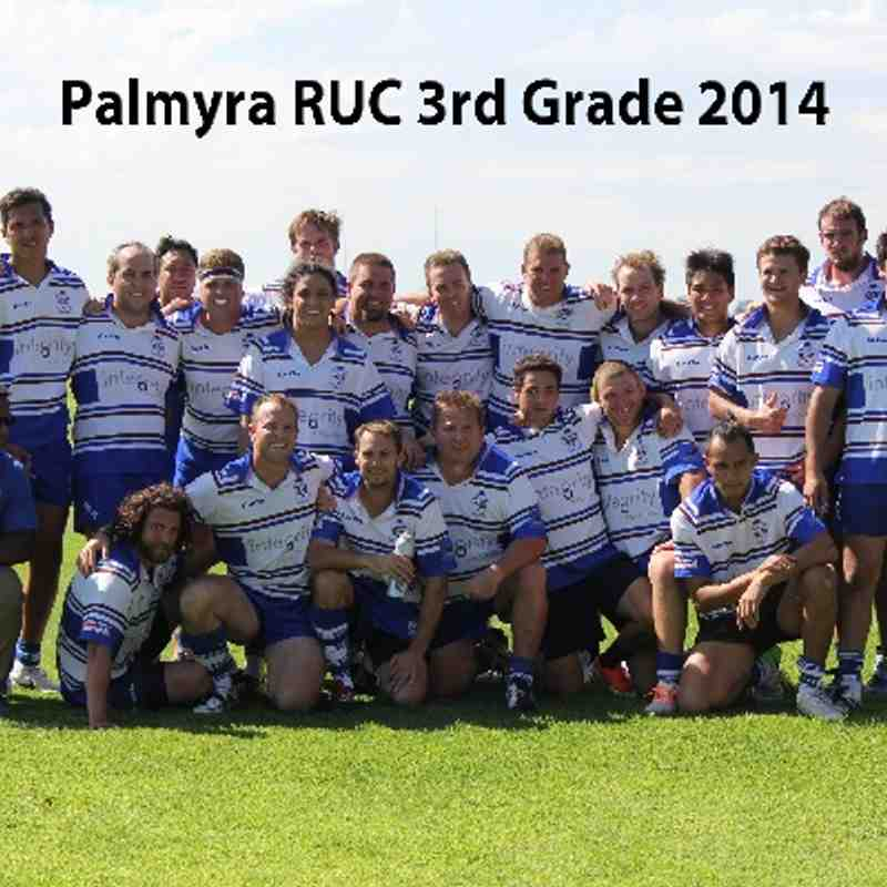3rd Grade Palmyra 65 d Swan Suburbs 0 5th April 2014