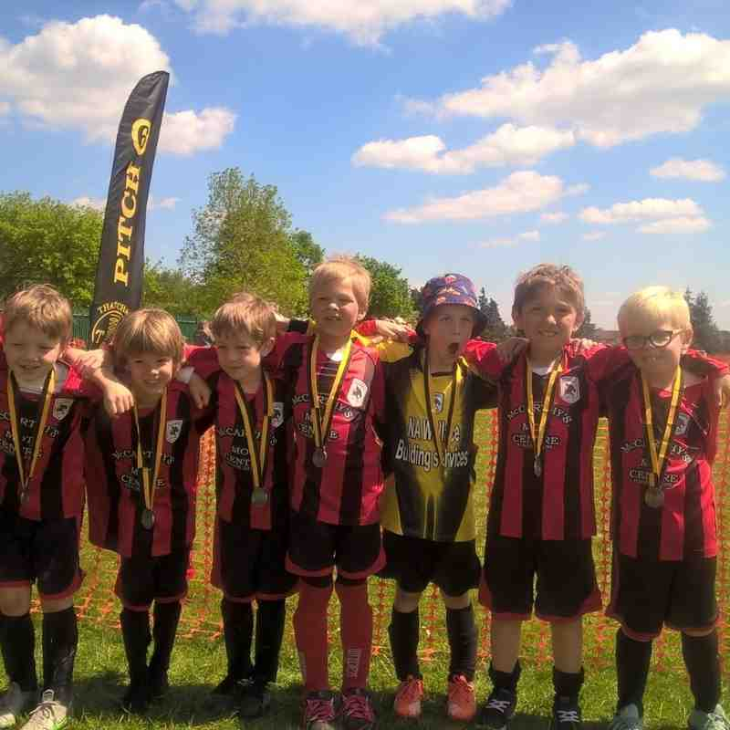 FC Cougars Teams in Tournaments