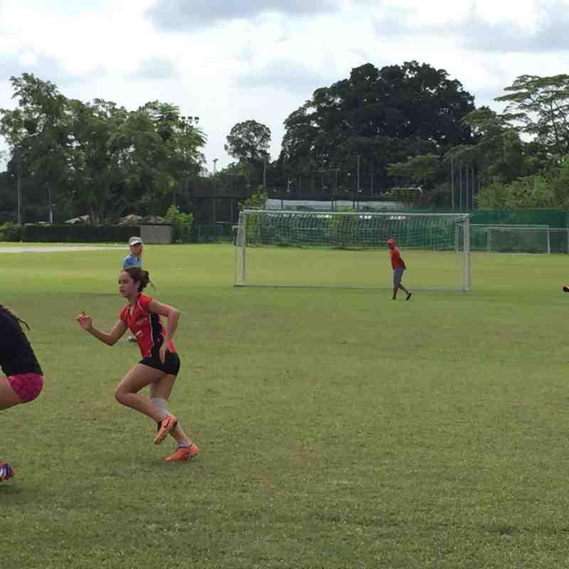 TRC U14 Touch Samurai Tournament 1-31-16