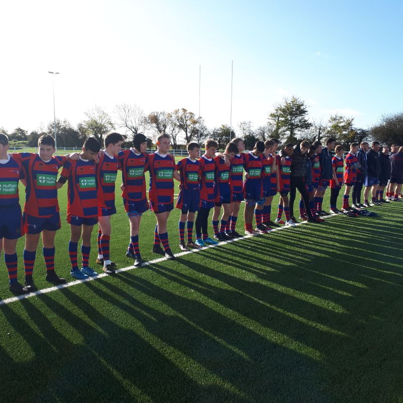 North canter to victory in opening round of Bristol Junior Cup