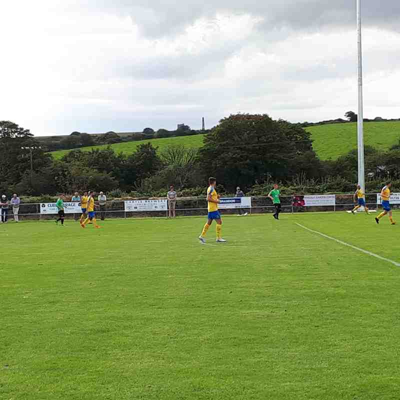 Sticker v Ivybridge Town