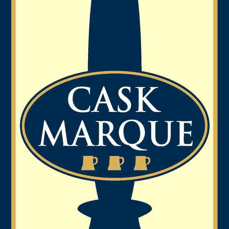 Cask Marque Award