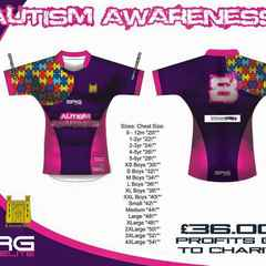Autism Awareness Family Fun Day & Charity Rugby Match