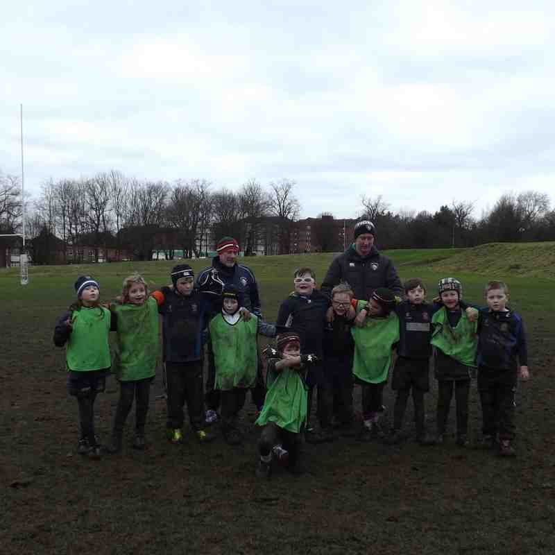 U9's Tigers day Out