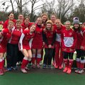 Marlow Ladies 3s beat Oxford Hawks Ladies' 4s 1 - 2