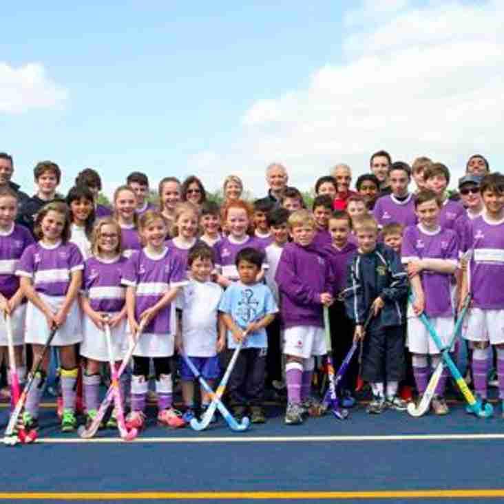 Junior Tournament a Big Success