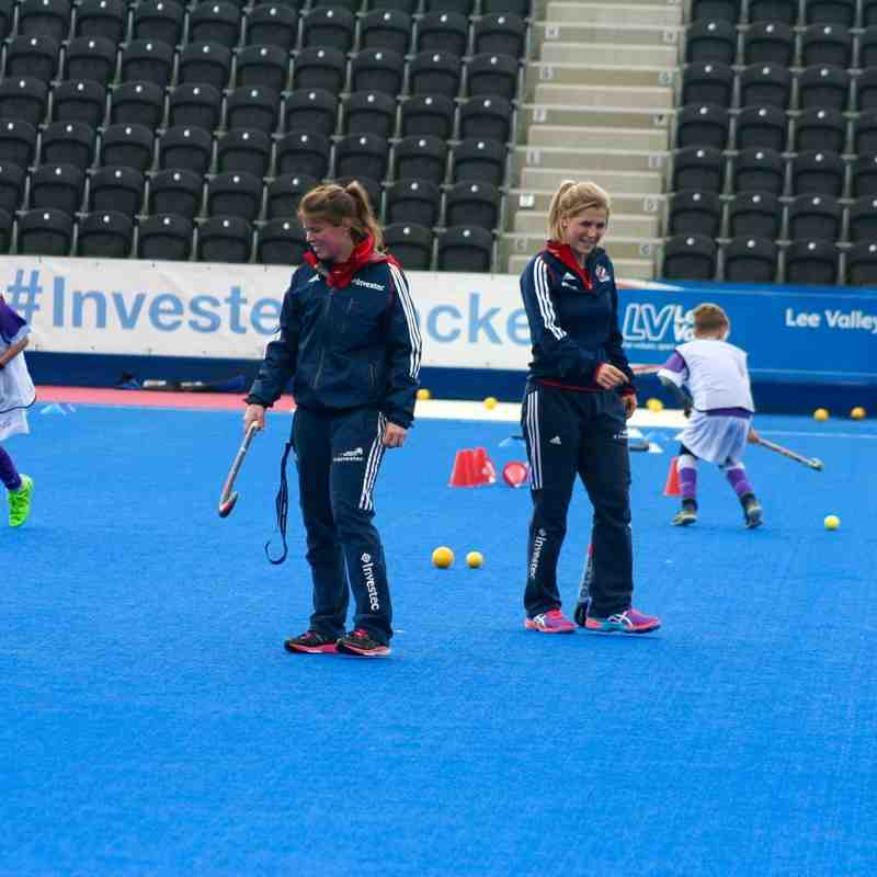 Juniors Train with Team GB Apr 2016 - 1