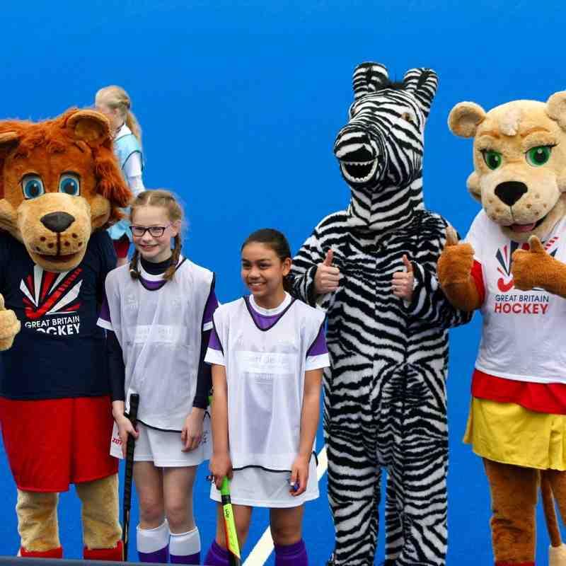 Juniors Train with Team GB Apr 2016 - 1