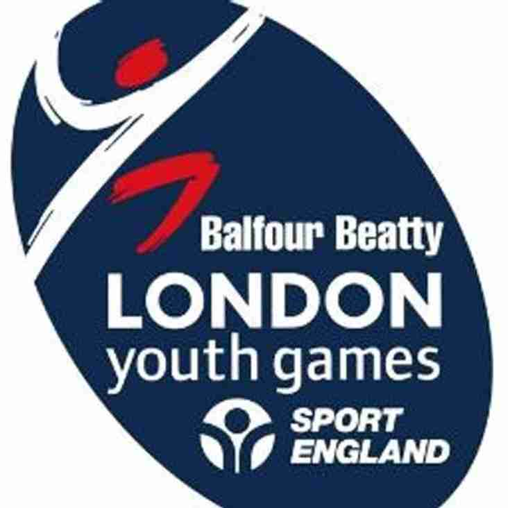 Redbridge Double Gold in London Youth Games