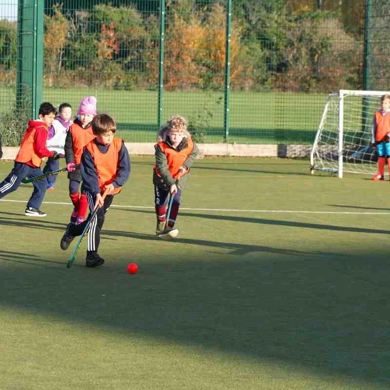U8 Crostyx and Waltham Forest Fun Tournament Nov 2016