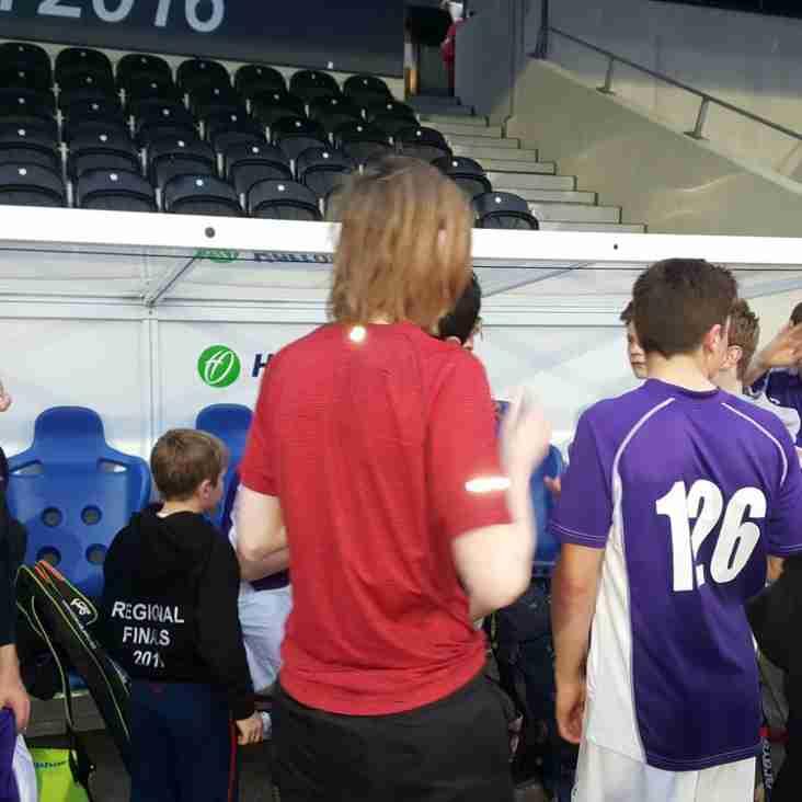U16B V Southgate (England Hockey Championships)