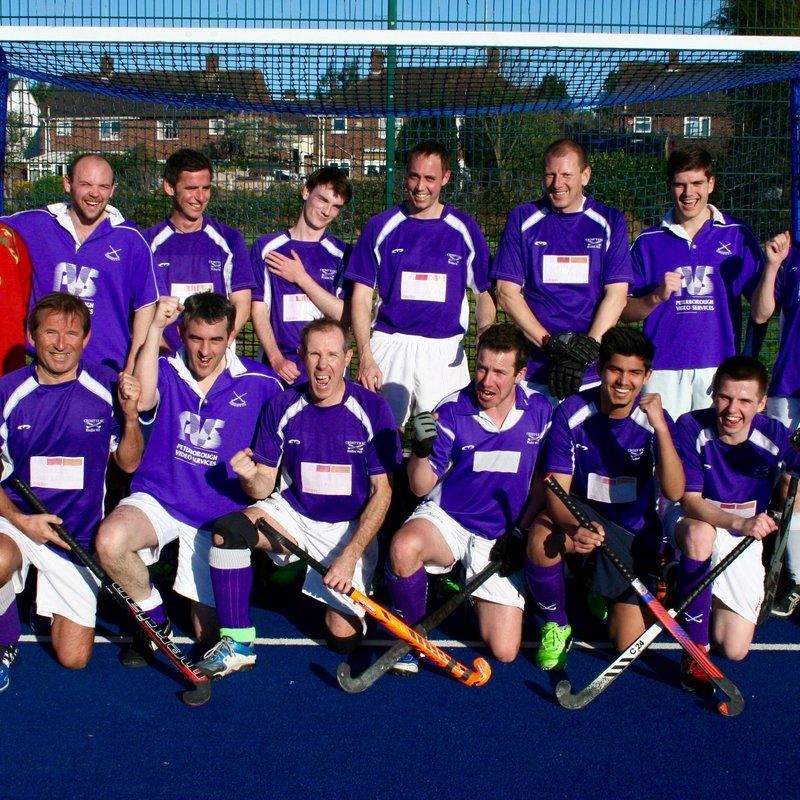 Mens 3rd Team beat East London 5 3 - 1