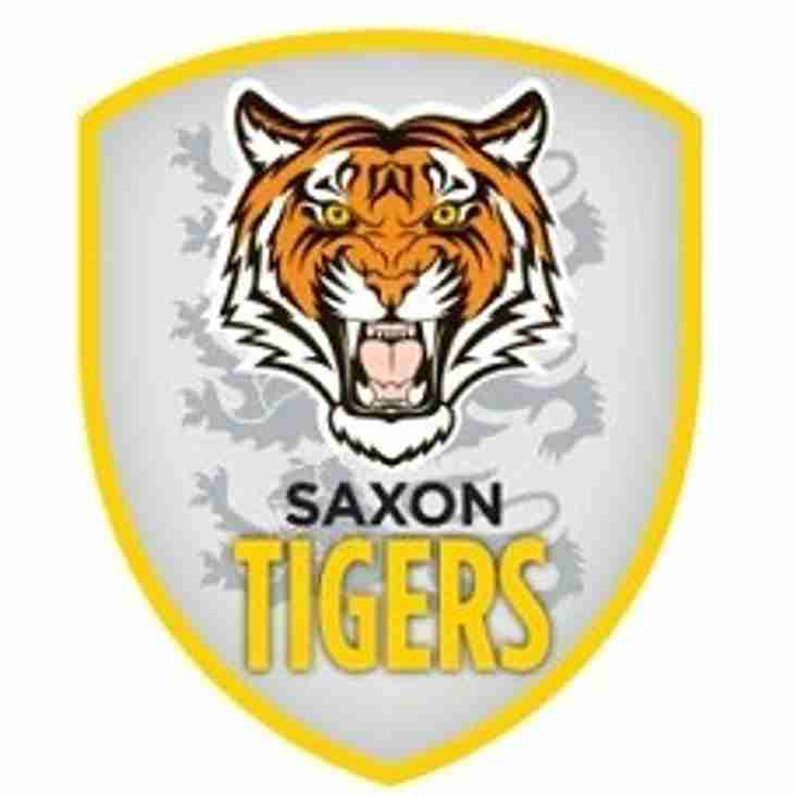 Purple Player Called up to Saxon Tigers