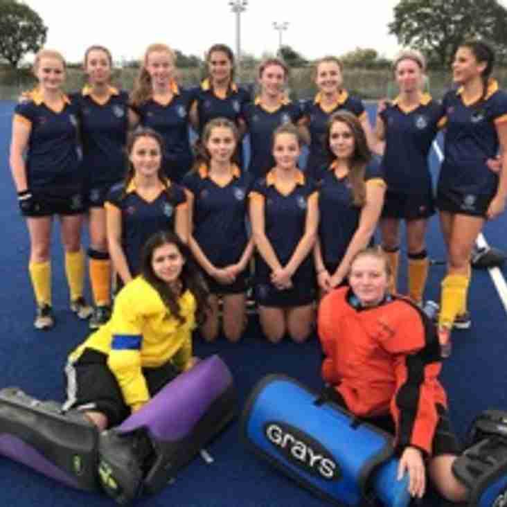 Forest Wins Essex Round of Schools Hockey