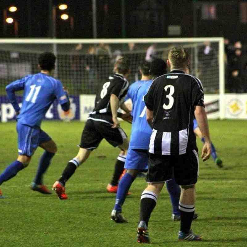 Mark Backhouse - Atherton Colls Lancs FA Semi-Final - 24/02/15
