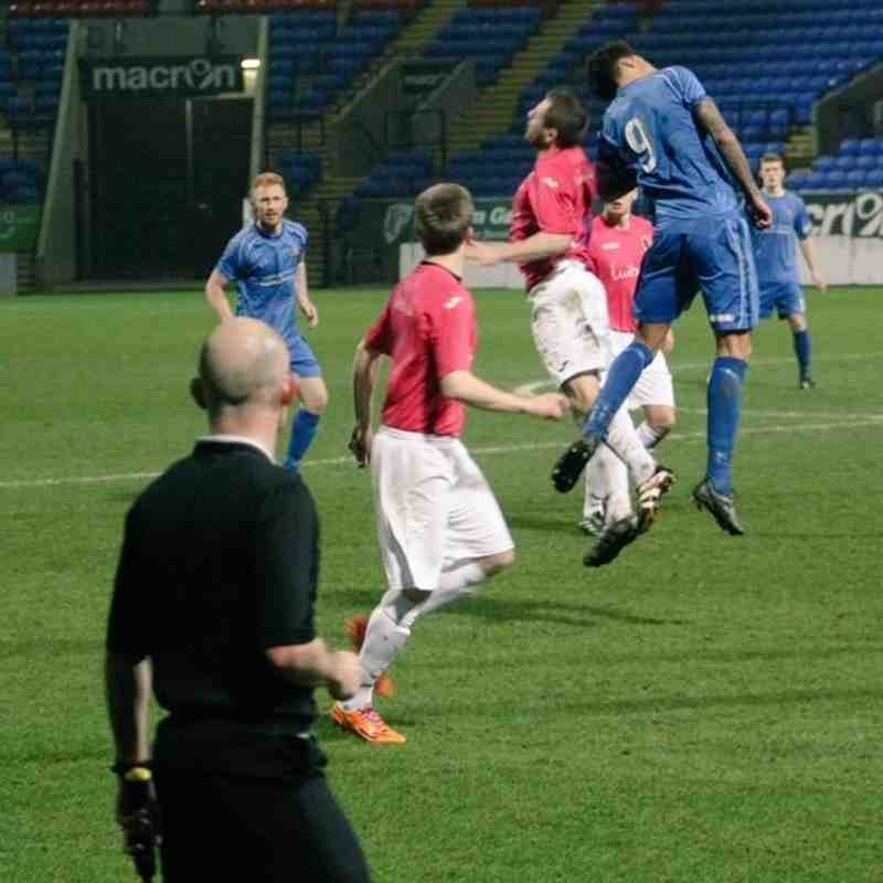 Lancs FA Challenge Trophy Pictures - 16/03/15