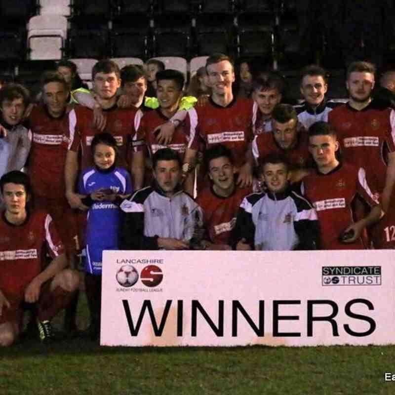 CFC Youth final win - Courtesy of Eamonn McNamara