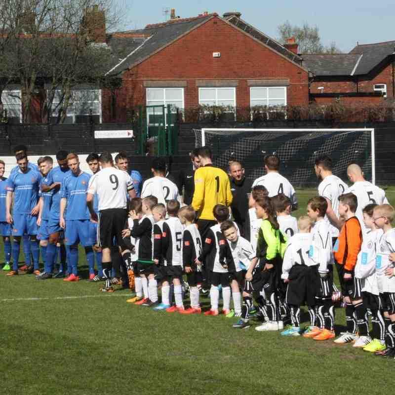 Mossley AFC 4-1 Clitheroe. MB PHOTOS