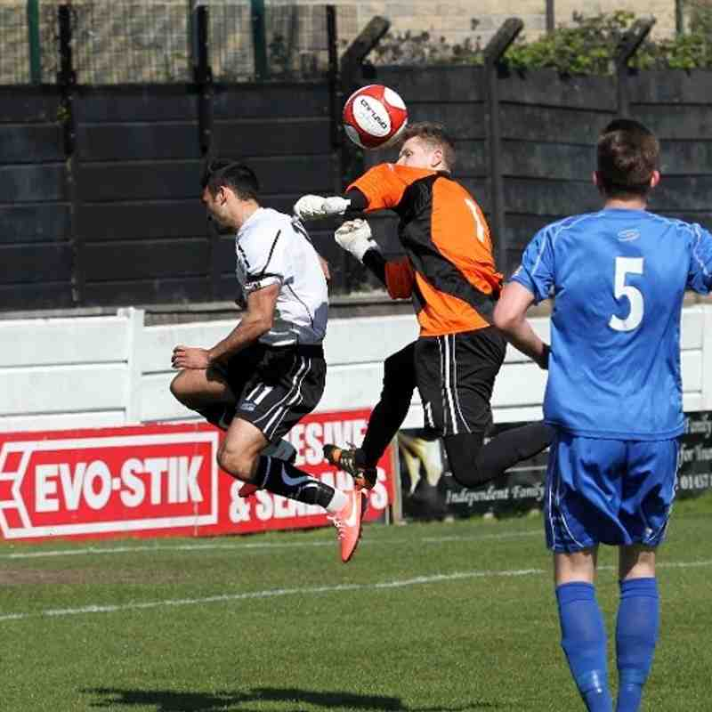 Mossley 4-1 Clitheroe - Mike Smith photography