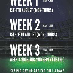 Bradford City Development Centre - Football Camps