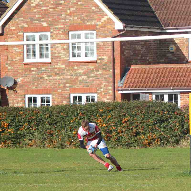 Braintree RFC Friendly AWAY Won 7-31