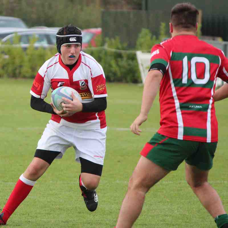 Harlow RFC Friendly AWAY Won 7-22