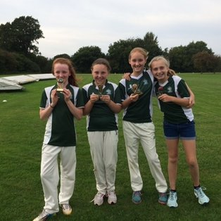 Chenies U13 Girls Away to Ley Hill