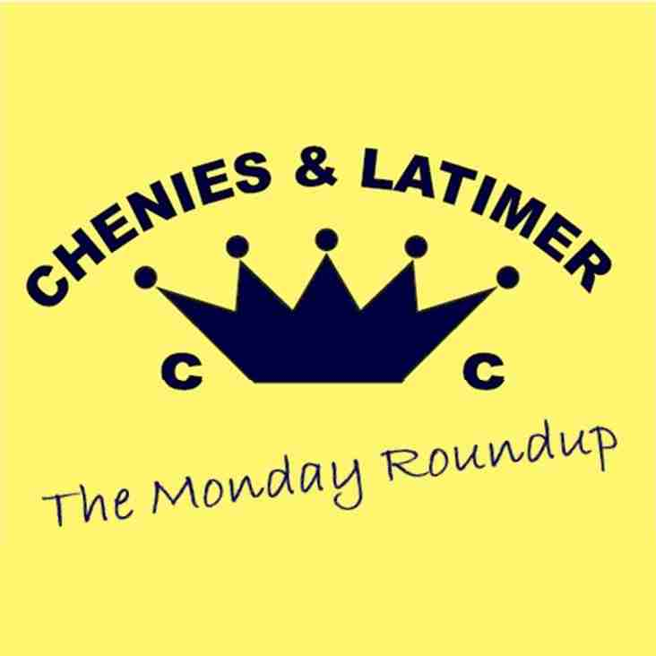 The Monday Roundup - 20 May