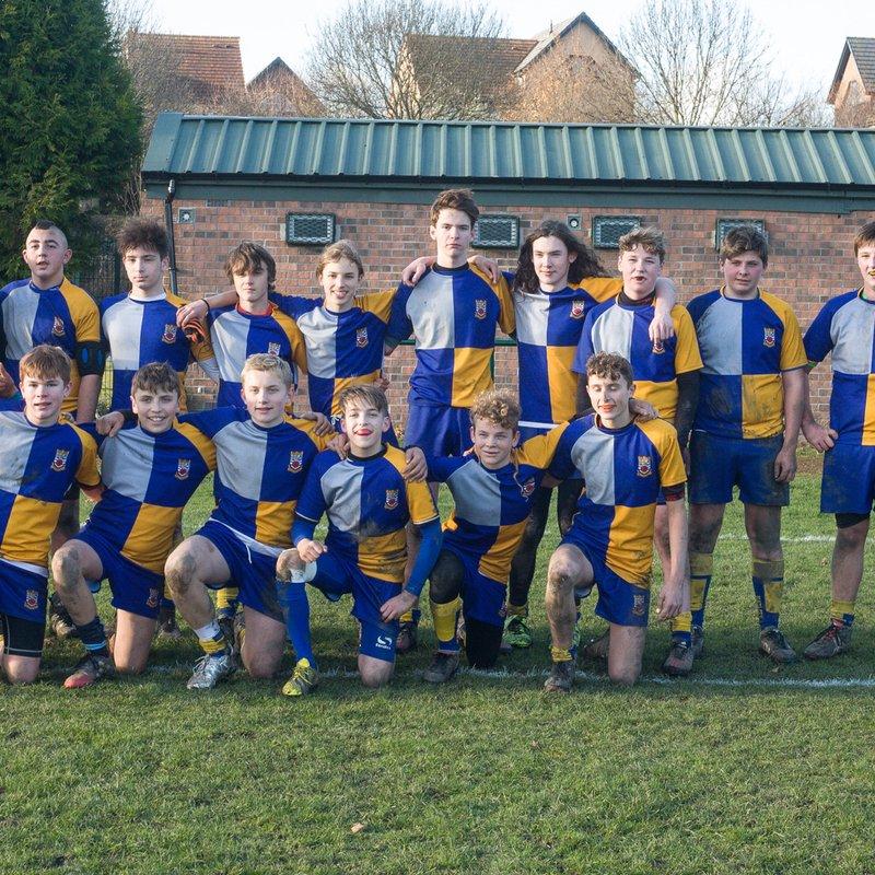 Matlock Under 15s 52 - 12 Chesterfield Unders 15s