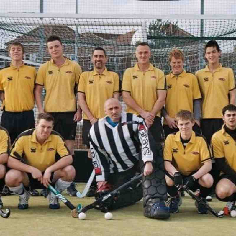 The Old 2nd Team