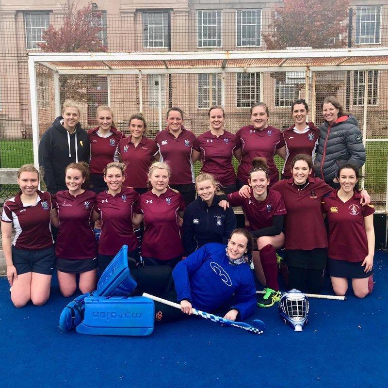 Ladies 4s beat CALA Edinburgh 0 - 7