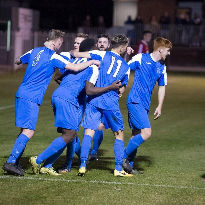 Nelson FC lose to Chadderton 4 - 2