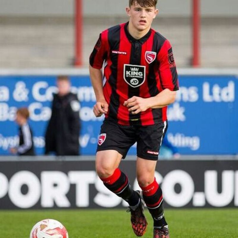 Blues sign Morecambe youngster on loan