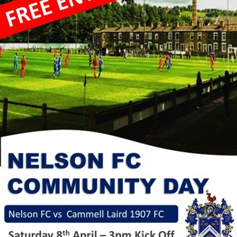 NELSON FC COMMUNITY DAY 2017!