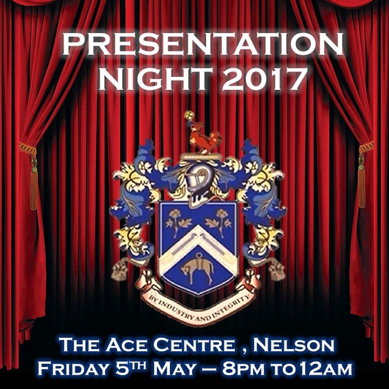Nelson FC Presentation Night 2017
