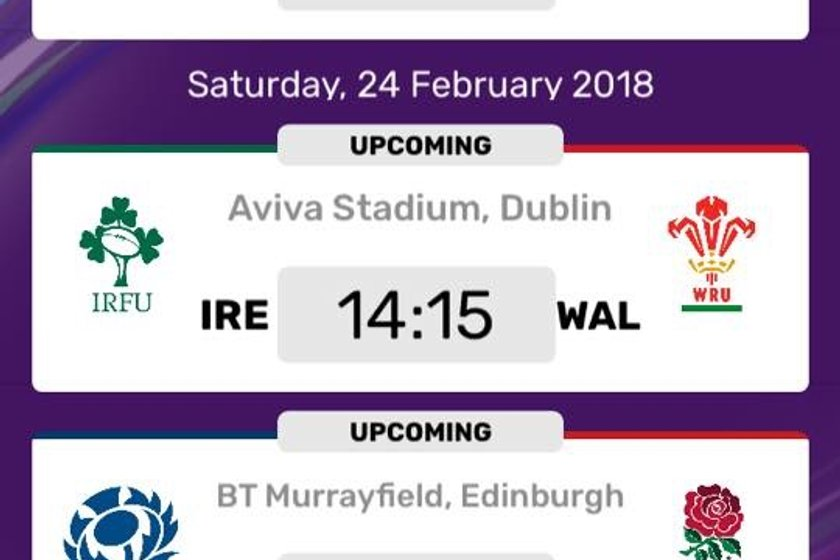 Six Nations at The Club