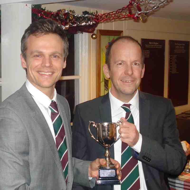 Sidmouth CC 2014 Awards Winners