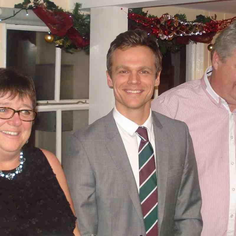 Sidmouth CC 2014 Awards Winners
