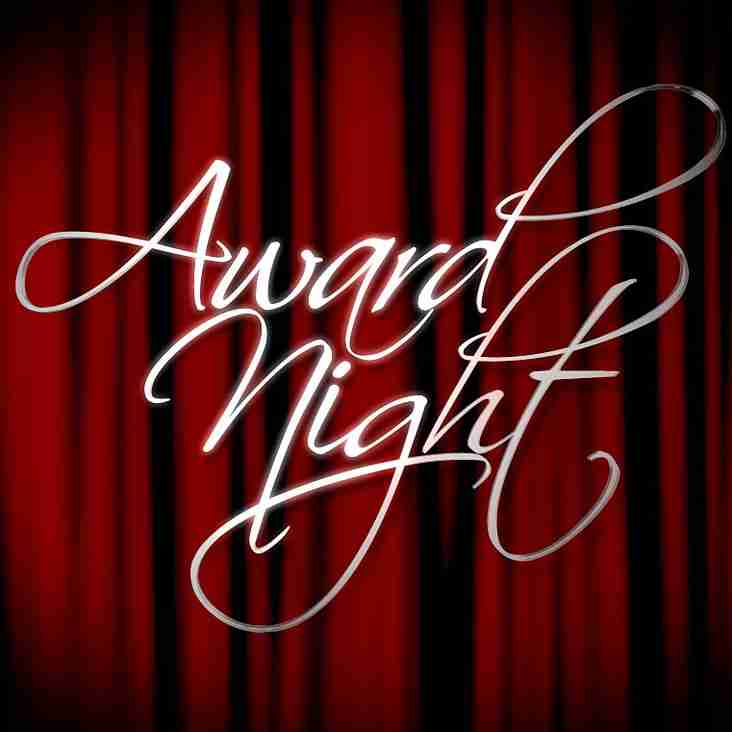 Sidmouth CC Annual Awards Night Dinner - Friday 16th December