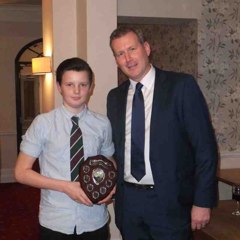 Senior Colt of the Year - Tom Moore