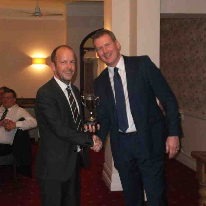 2nd XI Bowler of the Year - Charlie Dibble